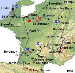 История Тур де Франс/Tour de France 1978