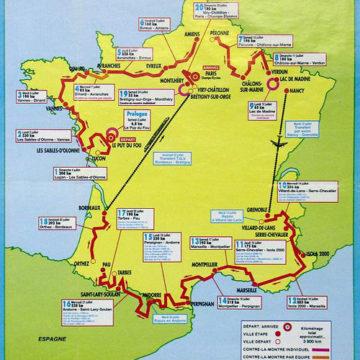 История Тур де Франс/Tour de France 1993