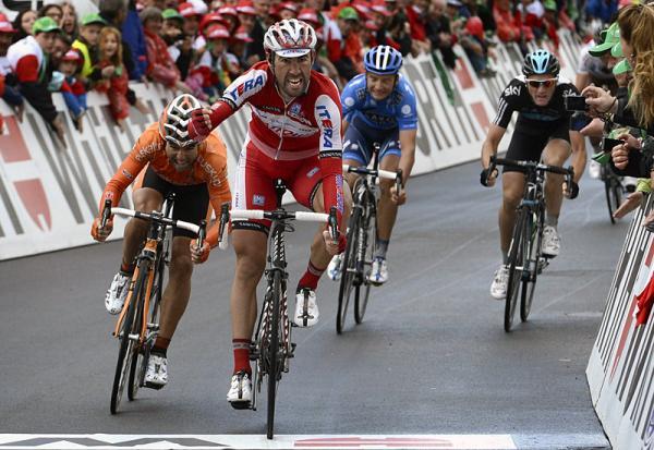 Тур Швейцарии/Tour de Suisse 2012 5 этап