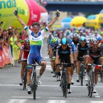 Тур Польши/Tour de Pologne 2012 4 этап