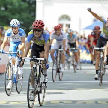 Тур Австрии/Tour of Austria 2012 1 этап