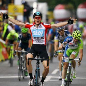 Тур Польши/Tour de Pologne 2012 5 этап