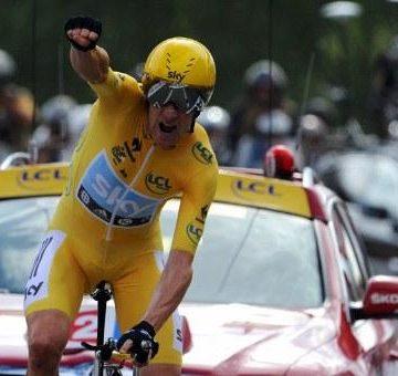 Тур де Франс/Tour de France 2012 19 этап