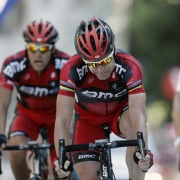 Кадел Эванс завершил борьбу за подиум Тур де Франс/Tour de France 2012