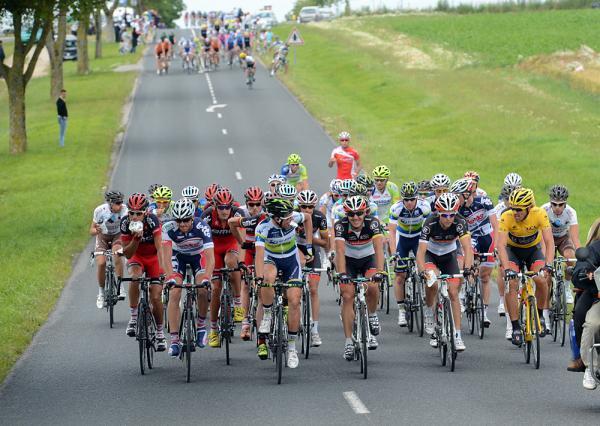 Владимир Гусев рассказал о первой неделе Тур де Франс/Tour de France 2012