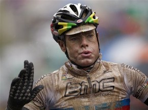 Кадел Эванс готовится выступить на Олимпийских играх 2012