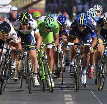 Тур де Франс/Tour de France 2012 20 этап