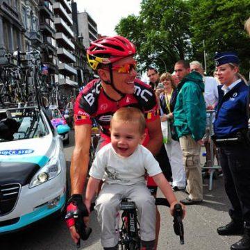 Филипп Жильбер не защитил свой титул победителя 1 этапа Тур де Франс/Tour de France