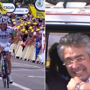 Неожиданный успех Тибо Пино на Тур де Франс/Tour de France 2012