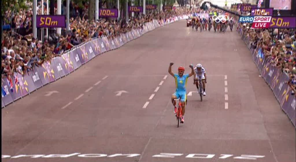Олимпийские игры/Olympic Games 2012 Мужская групповая шоссейная гонка