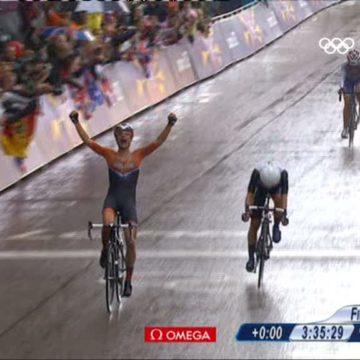 Олимпийские игры/Olympic Games 2012 Женская групповая шоссейная гонка