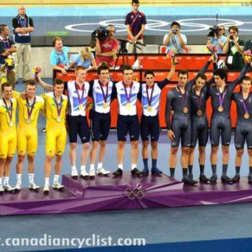 Олимпийские игры/Olympic Games 2012 Велотрек день 2