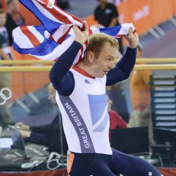 Олимпийские игры/Olympic Games 2012 Велотрек день 6
