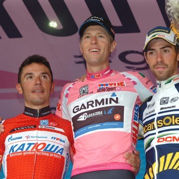 Томас де Гент уверен в победе Альберто Контадора на Вуэльте Испании/Vuelta a España 2012