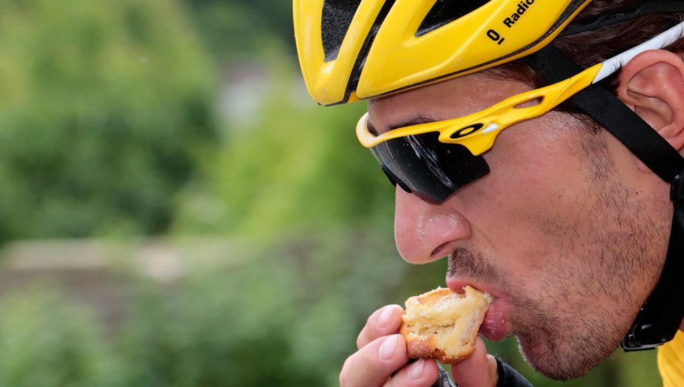 Секреты питания профессиональных велогонщиков