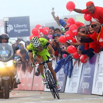 Вуэльта Португалии/Volta a Portugal 2012 8 этап