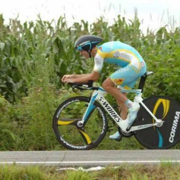 Вуэльта Испании/Vuelta a España 2012 11 этап