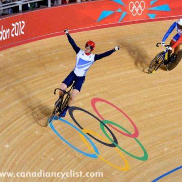Олимпийские игры/Olympic Games 2012 Велотрек день 5