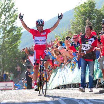 Вуэльта Испании/Vuelta a España 2012 6 этап