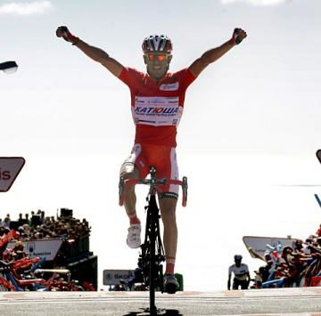 Вуэльта Испании/Vuelta a España 2012 12 этап