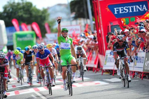 Вуэльта Испании/Vuelta a España 2012 10 этап