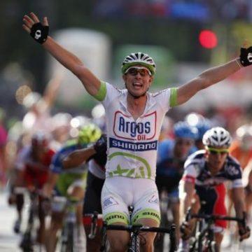 Вуэльта Испании/Vuelta a España 2012 5 этап
