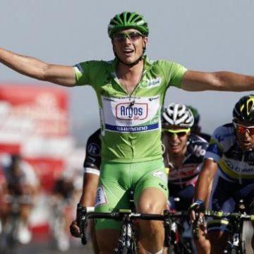 Вуэльта Испании/Vuelta a España 2012 7 этап