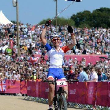 Олимпийские игры/Olympic Games 2012 Маунтинбайк женщины