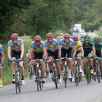 Тур дю Лимузен/Tour du Limousin 2012 3 этап