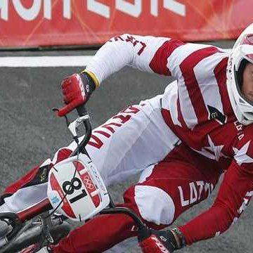 Олимпийские игры/Olympic Games 2012 БМХ день 3