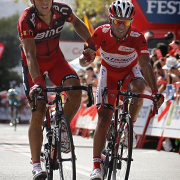 Вуэльта Испании/Vuelta a España 2012 9 этап