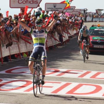Вуэльта Испании/Vuelta a España 2012 4 этап