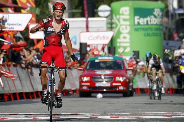 Вуэльта Испании/Vuelta a España 2012 13 этап