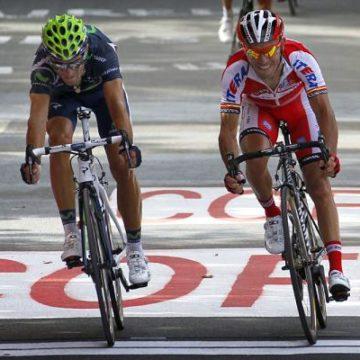 Вуэльта Испании 2012/Vuelta a España 2012 3 этап
