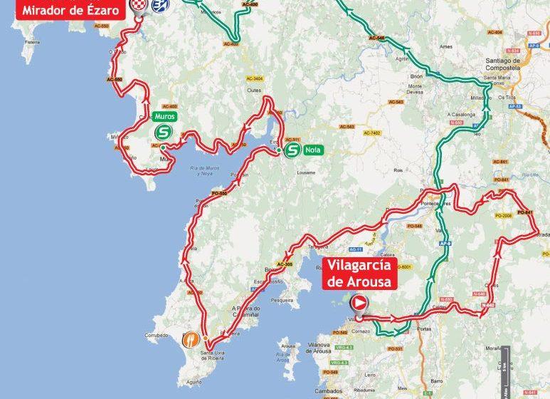 Вуэльта Испании/Vuelta a España 2012 12 этап превью