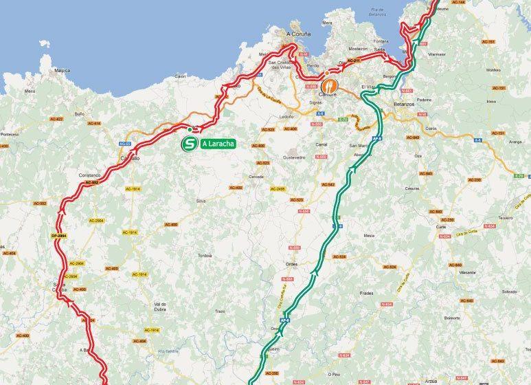 Вуэльта Испании/Vuelta a España 2012 13 этап превью