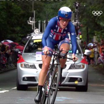Олимпийские игры/Olympic Games 2012 Женская индивидуальная шоссейная гонка