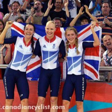 Олимпийские игры/Olympic Games 2012 Велотрек день 3