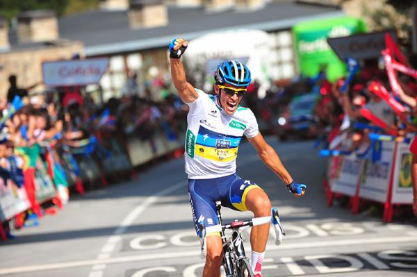 Альберто Контадор поблагодарил гонщиков из отрыва