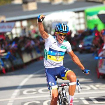Переломный момент в гонке Вуэльта Испании/Vuelta a España 2012