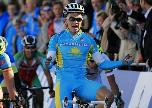 Чемпионат Мира 2012 Мужчины Андеры до 23 лет групповая гонка