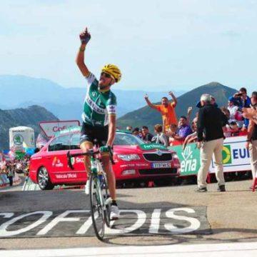 Вуэльта Испании/Vuelta a España 2012 15 этап