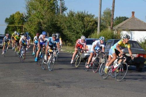 Велогонка Дружба 2012 4 этап