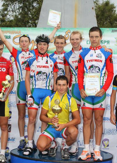 Велогонка Дружба 2012 5, 6 этапы