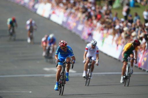 Егор Дементьев завоевал 2 золотые медали на Паралимпийских Играх в Лондоне 2012