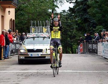 Велогонка Дружба Народов Северного Кавказа 2012 4 этап