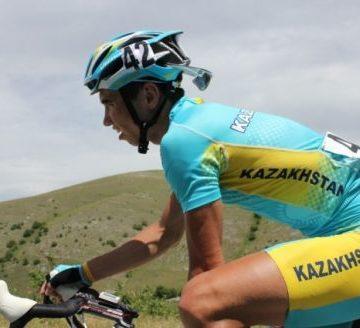 Руслан Тлеубаев переходит в Pro Team Astana