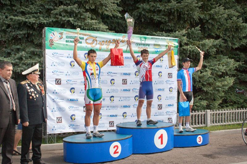Велогонка Дружба 2012 3 этап