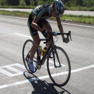 Велогонка Дружба 2012 1 этап
