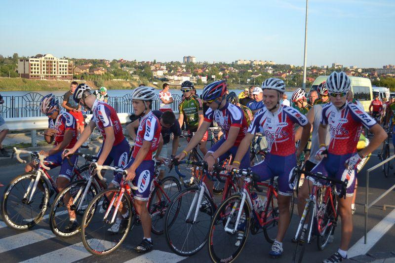 Велогонка Дружба 2012 пролог